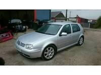 2002 Volkswagen Golf 2.8 V6 4 motion