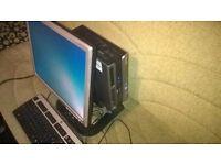 Viglen All in One Desktop Pc intel E2180 Dual Core /Wireless/Win 7/Office 2010