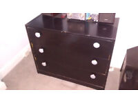 FREE Good solid chest of drawers
