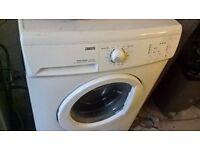 white washing machine.....cheap free delivery