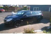 Vauxhall Vectra C Estate - Front + Rear Bumpers + Both Side Sills + Front Seats