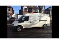 Ford Transit 2.4l TDi 350 LWB fully working; MOT, recent service