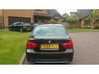 """BMW 318 """"M"""" SPORT 2.0L DIESEL METALIC BLACK"""