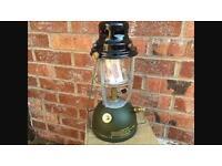 Near Brand New Army Kero Vapalux Tilly Lamp