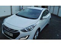 2013 Hyundai i30 1.4 Style 5 door Petrol Hatchback 16327 miles Open to negotiation