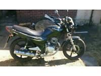 Sym k 125cc motorbike