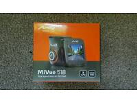 MiVue 518 Driver Recorder Dashcam like new