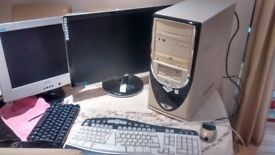 Upright Desktop PC in very good condition