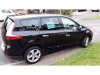 Renault Grand Scenic Dynamique TomTom 7 seater *SOLD*
