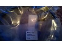 36'' Refrigerant Air Conditioning Hoses - 4 in set - NEW