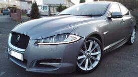 JAGUAR XF SPORT 3.0 V6 TD 275bhp Premium Luxury 2012 private