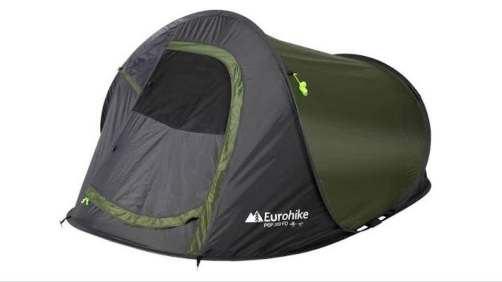 BRAND NEW: 2 Man pop up tent - RRP £50