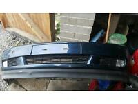 Bumpers bmw e39,vauxhall zafria,vauxhall vectra