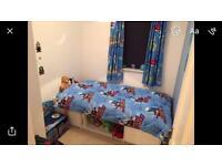 Single cabin bed