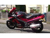 Kawasaki zzr1100 c1 1992