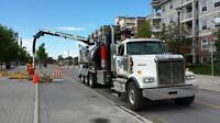 Hydrovac Services (Hydro Vac, Hydro Excavation)