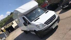 MERCEDES BENZ SPRINTER LUTON VAN 314 CDI *NO VAT* *LOW MILEAGE*