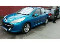 2007 Peugeot 207 Sport 1.6 full service history one lady owner