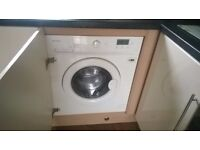 Washer Dryer Baumatic BWD12.1 All-in-One - White Integrated