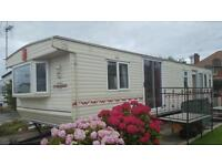 Cheap static caravan off site sale
