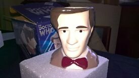 Dr Who (Matt Smith) 3D Mug