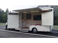 Exhibition/Event Vehicle on a Fiat Ducato 130 Multijet Outstanding Condition