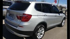 2013 BMW X3 NAVIGATION/ PANAROMIC SUNROOF Kitchener / Waterloo Kitchener Area image 6