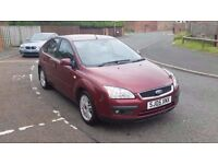 2005 ford focus 1.6 ghia full serivce history very high spec