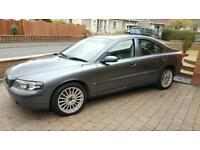 Volvo s60 d5 diesel. Might swap