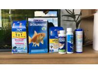 3ft fish tank with everything inc fish and accessories