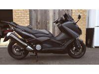 Yamaha tmax 530 xp500