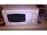 dawoo 700watt microwave