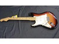 USA Fender Stratocaster Left Handed inc Fender Hard Case