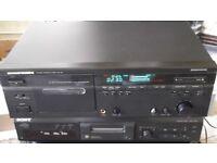Marantz SD-62 3-head 2-motor hi-fi stereo cassette recorder - Dolby B/C/HX Pro