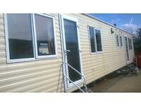 4-7 August caravan rental at Cala Gran Fleetwood for £320