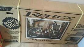 Vintage style bike (brand new in box)