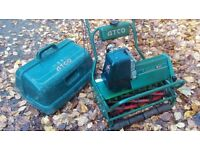 Atco B20 Self-Propelled Stripes Petrol Lawnmower