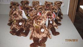 Ty Beanie Baby - 13 FIFA 2002 Champion Bears