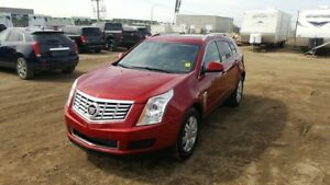 2013 CADILLAC SRX LUXURY LEATHER TOUCH SCREEN $172 b/w