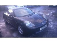 Toyota mr2 1.8 vvti