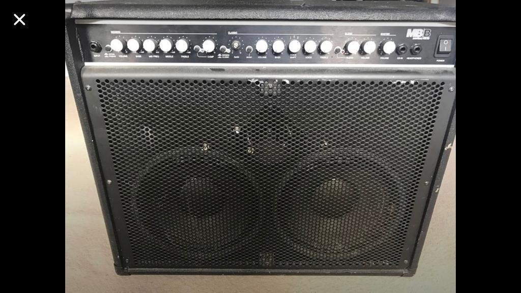 Marshall Bass Guitar Amp - MB4210