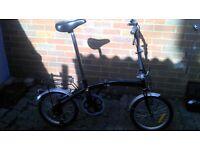 Brompton look like Foldable bike only £75