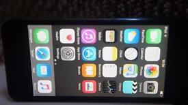 iPod 5th 32gb blue