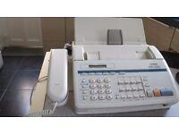 Brother Fax machine 1020