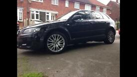 "Audi 2007 17"" Alloy Wheels With Tyres"