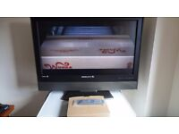 "HANNSPREE 37"" LCD FREEVIEW TELEVISION"