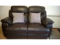 lovely reclining settees condition, will accept £180 each