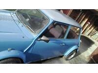 Mini 35th anniversary model,1275,not cooper,
