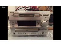 Hitachi CD MD player