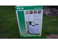 Micropak KS16 Knapsack Sprayer 16L. New in box